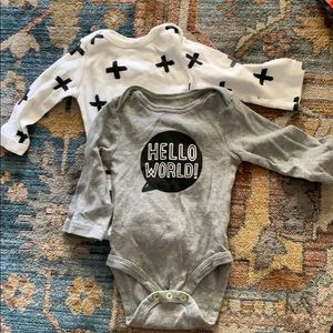 Other - Neutral onesies
